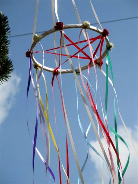 pentacle tree topper 17 best images about beltane crafts on antlers may days and festivals
