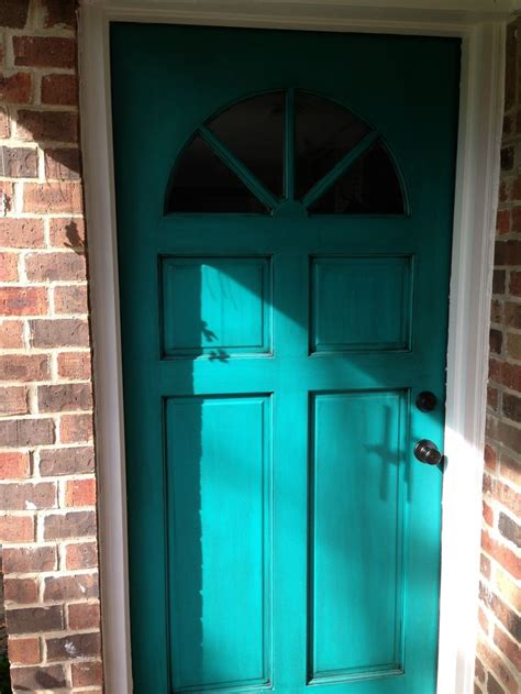 i finished my paint and glazing nifty turquoise by sherwin williams glaze by valspar