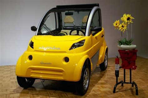 Girasole Electric Car by Http 221616 Corism Articles 0000056999