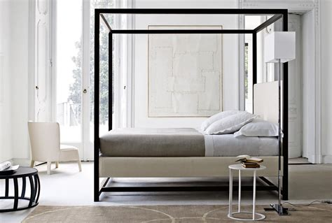 modern canopy fresh modern stainless steel canopy bed 7685