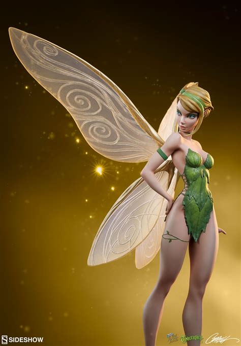 images of tinkerbell sideshow collectibles tinkerbell statue coming soon
