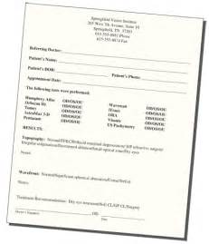 Doctors Report Template by Talk To Doctors The Write Way