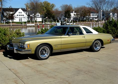 1974 buick riviera 1974 1975 buick riviera review