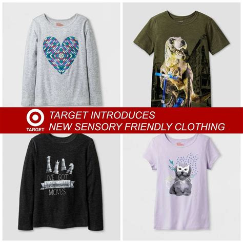 target sensory friendly clothing for from cat