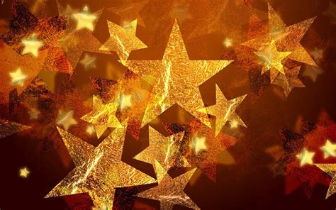 Wallpaper With Gold Stars   wallpapers 3d stars wallpapers