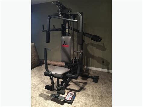 weider 8530 home west