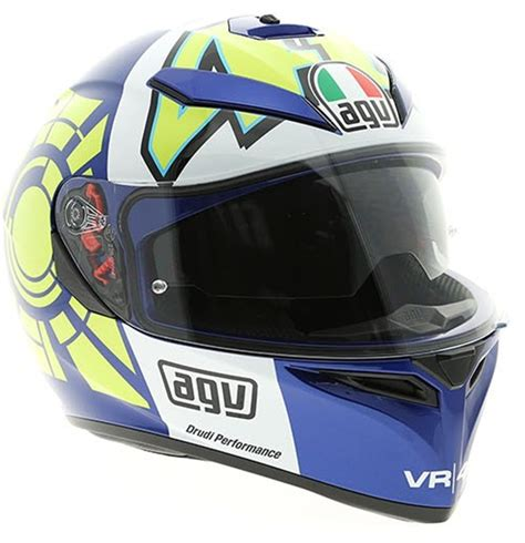 Agv K3 Sv Wintertest Black Limited Edition agv k3 sv valentino winter test 2012 helmet kendo