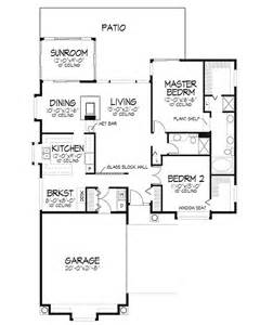 modern ranch floor plans idamor modern ranch home plan 072d 0437 house plans and more