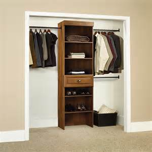 oak storage and bedroom furniture closet kits