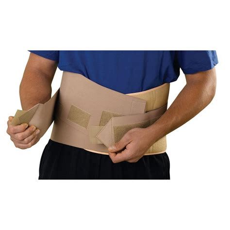 husky large back support belt hd667327 the home depot