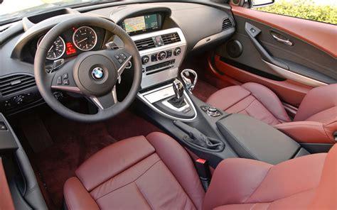 Bmw 6 Series Interior by 2010 Bmw 6 Series Interior Photo 3