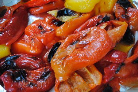 poivrons grill 233 s version potage ou sauce brut l de