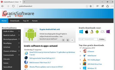 planner gratissoftware nl downloads microsoft edge gratissoftware nl downloads