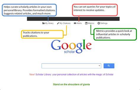 job design google scholar google s treasure trove for educators design storm