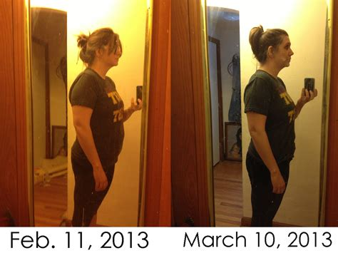 weight loss 1 month before and after the gallery for gt weight loss before and after 1 month