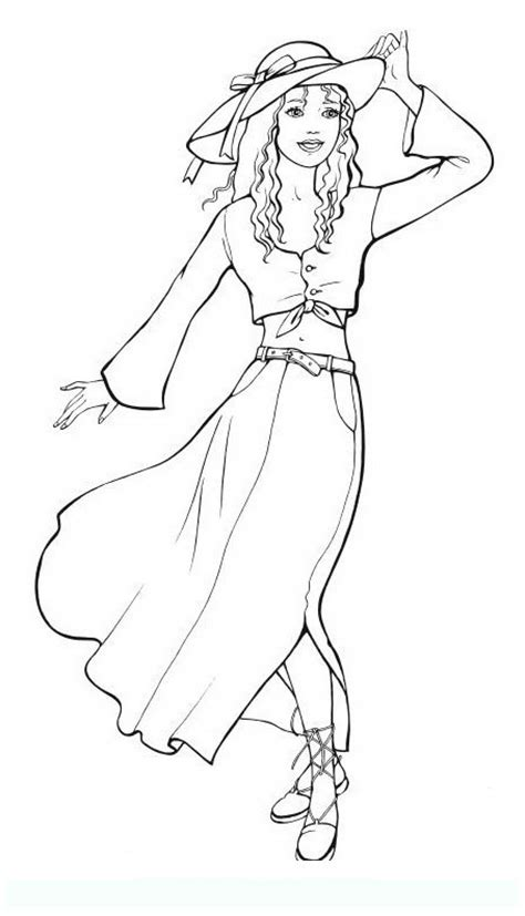 coloring pages for adults fashion fashion adult coloring pages