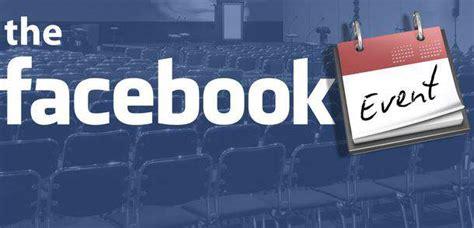 membuat website event cara membuat event di facebook