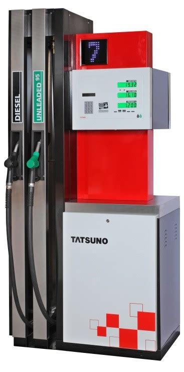 Dispenser Tatsuno dispensers