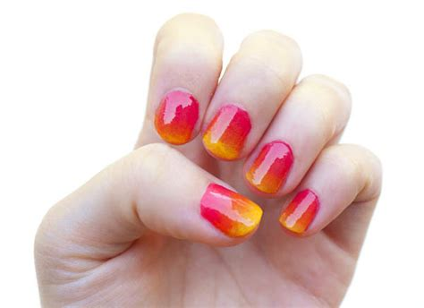 easy nail art ombre countless cool nail designs to inspire your next mani