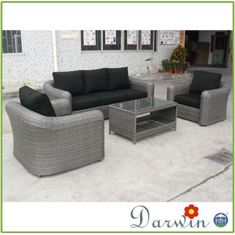 How To Waterproof Wood Furniture For Outdoors by Dw Sf026 Wicker Waterproof Outdoor Rattan Garden Sofa
