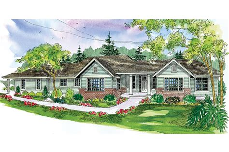 classic ranch house plans ranch house plans parkdale 30 684 associated designs