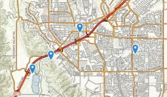 vacaville california map best trails near vacaville california alltrails