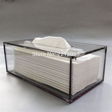 tissue holder online buy wholesale acrylic tissue box cover from china