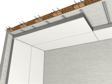 isolamento soffitto interno eco gips c isolamento termico soffitto dall interno