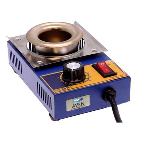 Best Product Elemen Solder Dekko 100 Watt aven 100 watt lead free solder pot 17100 100 the home depot