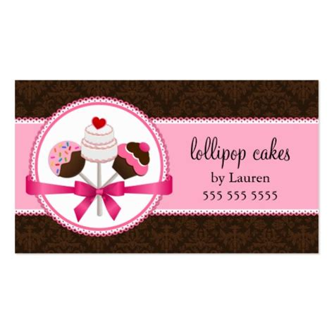 cake business cards templates free bakery business card templates page40 bizcardstudio