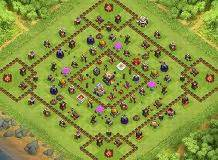 th11 clash of clans best base layouts th11 base layouts top 1000 clash of clans tools