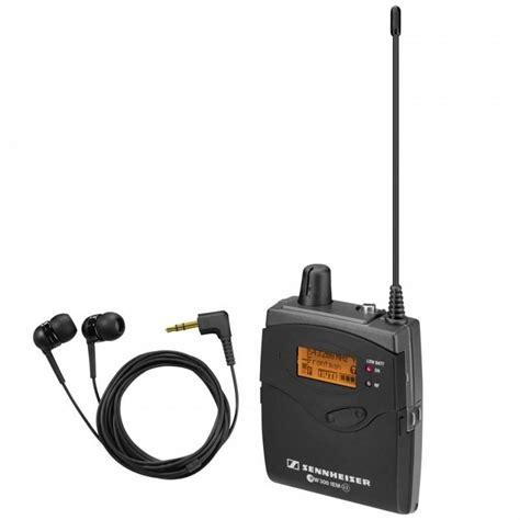 Harga In Ear Monitor Wireless jual sennheiser ek 300 iem g3 harga murah primanada
