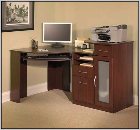 Computer Desk With Hutch Staples Staples Computer Desk With Hutch