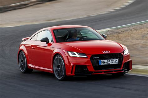Review Audi Tt Rs by 2016 Audi Tt Rs Coup 233 Review Review Autocar