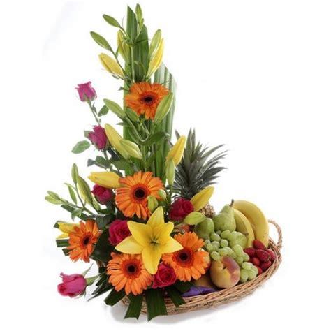 imagenes de flores y frutas enviar canasta con flores y frutas a domicilio en colombia