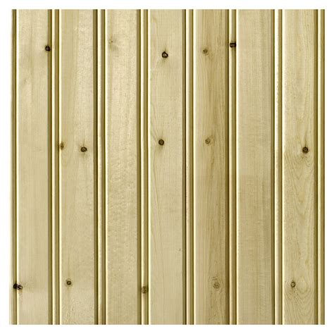 Lowes Beadboard Wainscoting by Empire Company 3 5625 In X 2 67 Ft Edge And Center Bead
