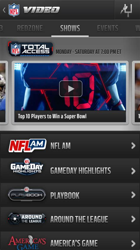 nfl mobile android nfl mobile screenshot