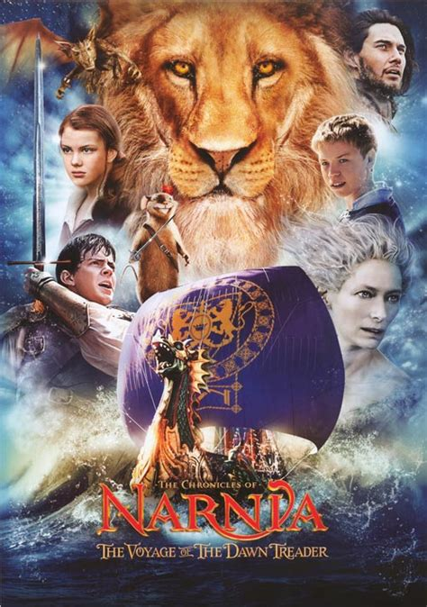 film narnia voyage of the dawn treader chronicles of narnia the voyage of the dawn treader movie