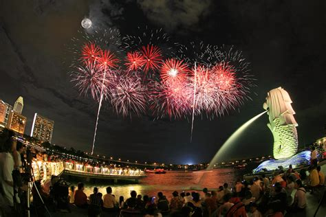 new year singapore attractions fireworks singapore which city has the best fireworks