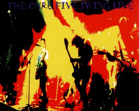 live swing the cure images the cure cover art hd wallpaper and