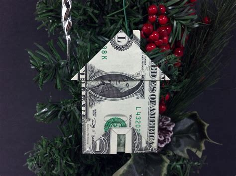 origami money christmas 1000 images about origami tree ornaments on
