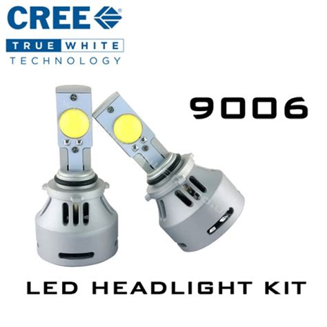 hb4 le hb4 9006 cree headlight led kit 3200 lumens