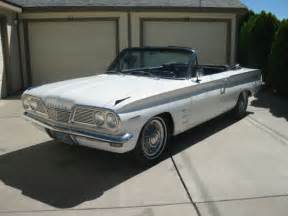 1962 Pontiac Convertible For Sale 1962 Pontiac Tempest Lemans Convertible Used Classic