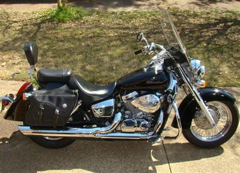 honda aero buy 2005 honda shadow aero vt750 cruiser on 2040motos