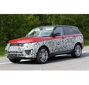 2018 Land Rover Range Sport Spy Shots