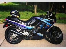 Ninja 250 Page Kawasaki 250