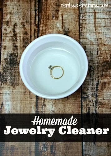 how to make jewelry cleaner for diamonds 25 best ideas about jewelry cleaner on