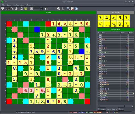 scrabble with computer opponent scrabble3d 3 1 3 free the
