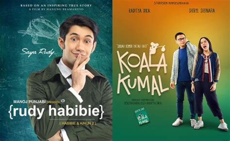 film bioskop indonesia dengan penonton terbanyak tanpa film hollywood ini 5 film indonesia yang tayang