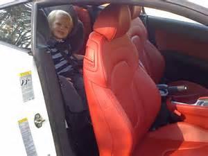Baby Seat Audi Tt Estrenando Blanquito P 225 2 Audi Tt Mk2 2007 2013